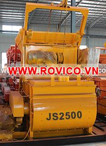 Máy trộn bê tông JS2500
